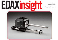 EDAX Insight Vol. 15 No. 1