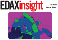 Download your free copy of the March 2018 issue of the EDAX Insight newsletter.