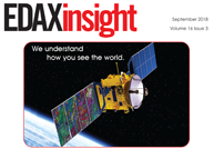Download your free copy of the September 2018 issue of the EDAX Insight newsletter