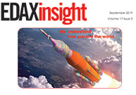 Download your free copy of the September 2019 issue of the EDAX Insight newsletter