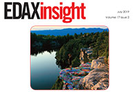 Download your free copy of the July 2019 issue of the EDAX Insight newsletter.