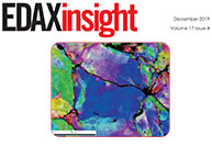 Download your free copy of the December 2019 issue of the EDAX Insight newsletter