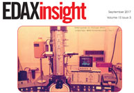 Download your free copy of the September 2017 issue of EDAX Insight
