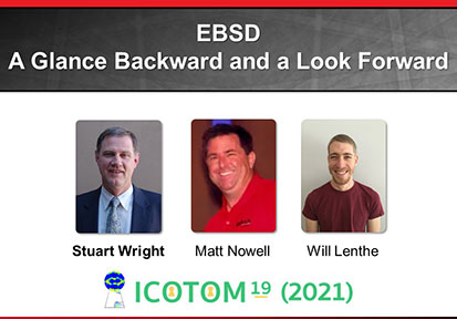 "Watch the latest EDAX video, ""EBSD - A Glance Backward and A Look Forward"" presented by Dr. Stuart Wright."