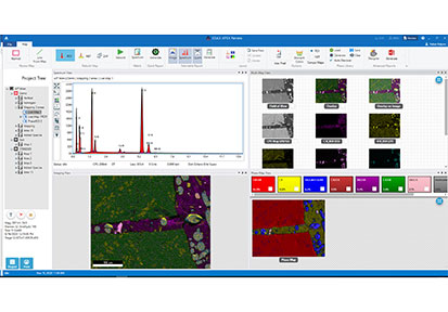 A New Way to Analyze Materials with APEX 2.0 Software for EDS