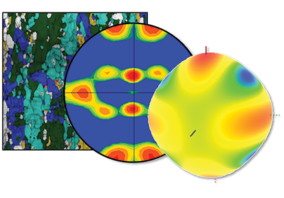 "Watch the ""Texture Analysis via EBSD"" webinar presented by Dr. Stuart Wright on demand"